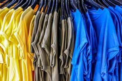 Tシャツ カラーバリエーション