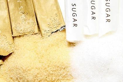 散らばる砂糖