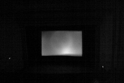 光るスクリーン