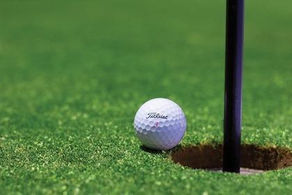 ゴルフのボール