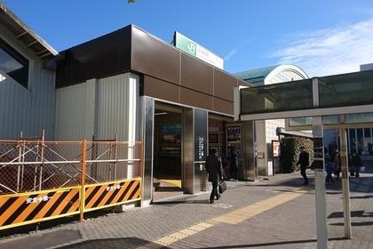 南浦和駅の外観