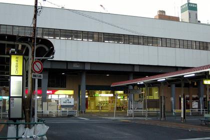 阿佐ヶ谷駅の外観