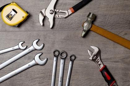複数の工具