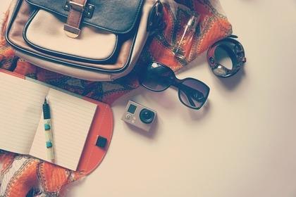 旅行鞄の中身