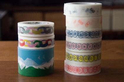 かわいいマスキングテープ可愛いですね