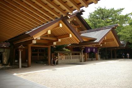 熱田神宮 社殿