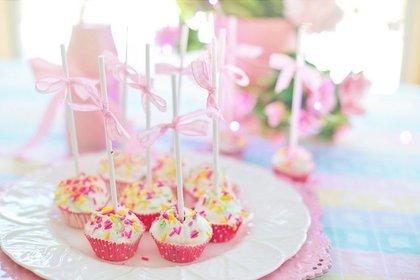 可愛いポップケーキ