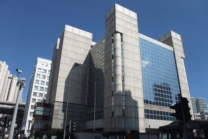 裁判をする建物