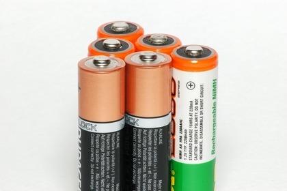 電池が6つ