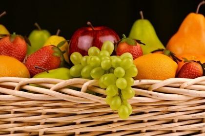 様々な果物