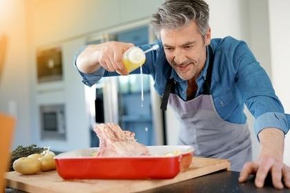 要領がいい人の料理風景