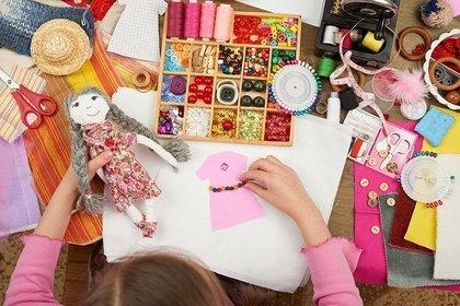 人形を作る
