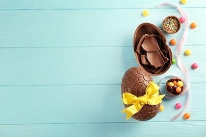 チョコレート卵