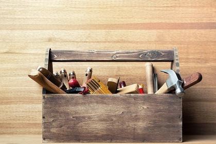 木製の入れ物