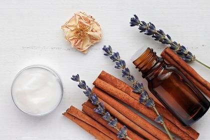 クリームと香りの原料