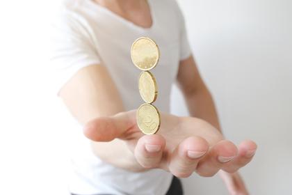 3枚のコイン