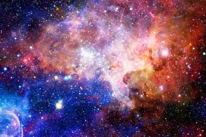 宇宙の星々