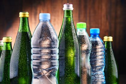 たくさんのペットボトル
