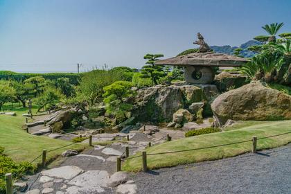 日本庭園に感じる美