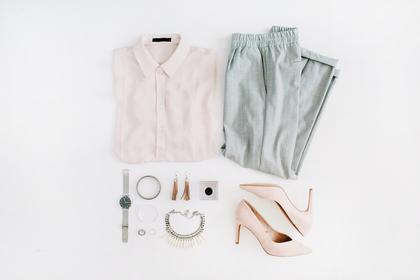 シャツやファッション小物