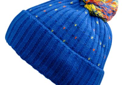 かわいいニット帽