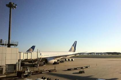 成田空港の風景