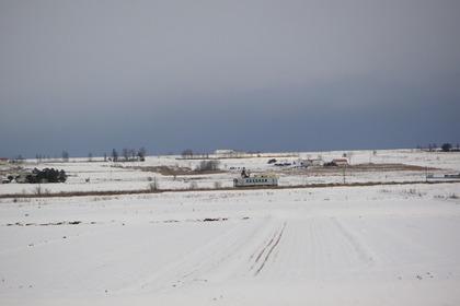 田舎を走る汽車