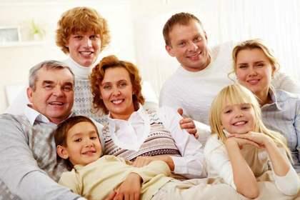 同居をする家族
