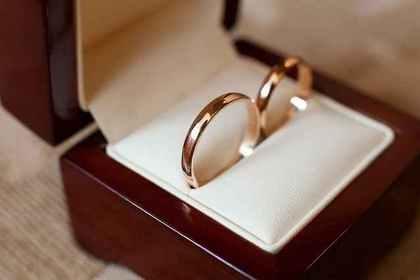 婚約指輪(結婚指輪)