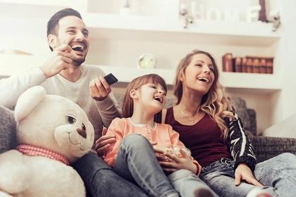 子供とテレビ