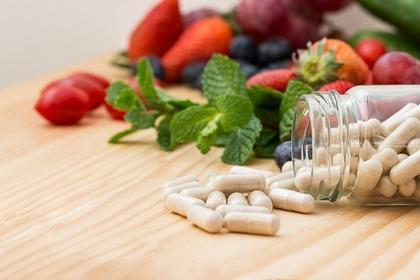 ビタミン・ミネラルのサプリ