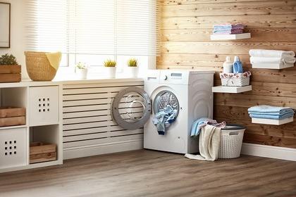 適当な頻度で洗う
