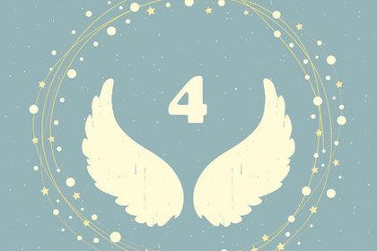 エンジェルナンバー「4」の意味