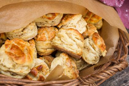 沢山のパン