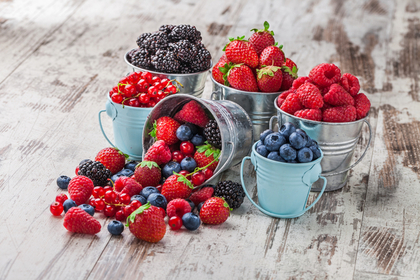 フルーツたっぷりのかき氷を食べよう!