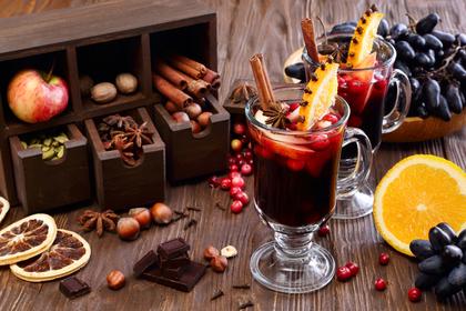 高カカオのチョコレートパフェ