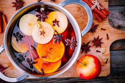 秋のスープ