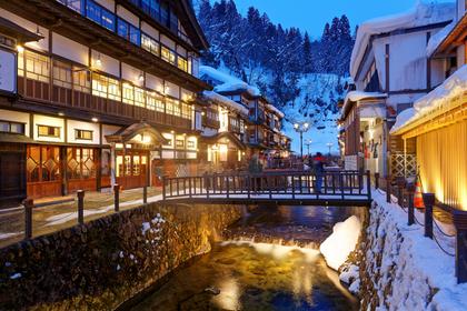 山形の旅館