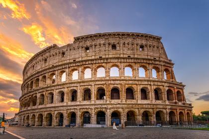 イタリアのコロッセウム