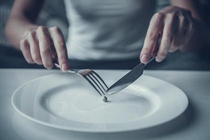 空っぽの皿